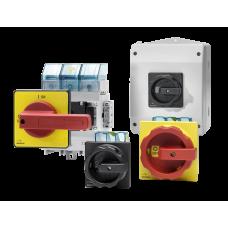 3LD Main & E-STOP Switch (250A)