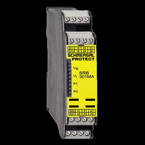 E-Stop & Safety Guard Monitoring