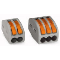 Compact Splicing Connectors