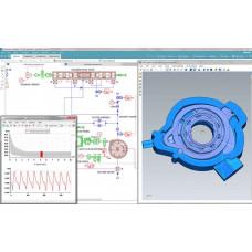 Machine Components - Amesim