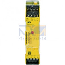 PNOZ s4 48-240VACDC 3 n/o 1 n/c