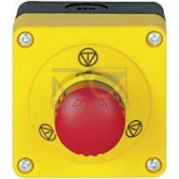 Emergency E-Stop Pushbutton