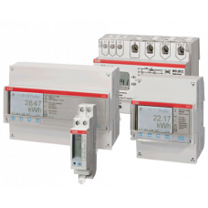 Din Rail Mounted Meters