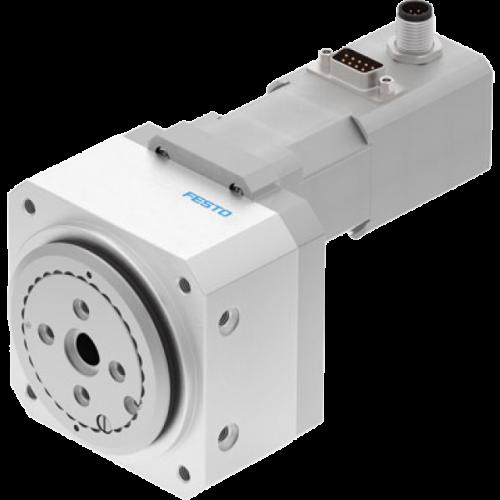 Semi-rotary drives