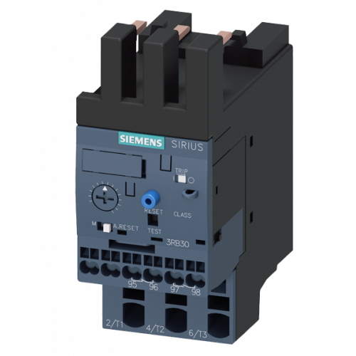 Electronic Overload Relay-Spring