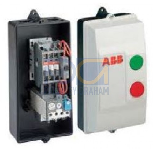 Draf1614 draf1614 abb enclosed dol starters without for Abb motor starter selection tool