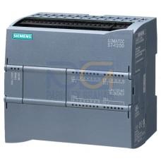 CPU 1214C - 24 VDC PSU, 14 DI (24 VDC), 10 Relay DQ, 2 AI (0-10V), 100kB