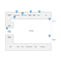 Proximity Location System [Zone-Based RTLS]