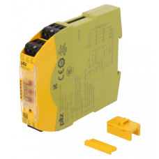 Safety relays (Pilz)