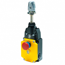 Safe rope pull switch PSENrope