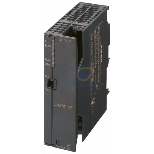 CP 343-5 CP to connect Simatic S7-300 to Profibus FMS