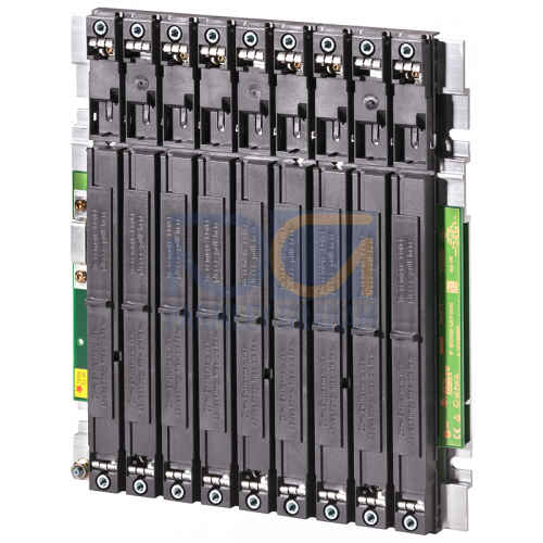 UR2 Rack, Centralised and Distributed with 9 Slots