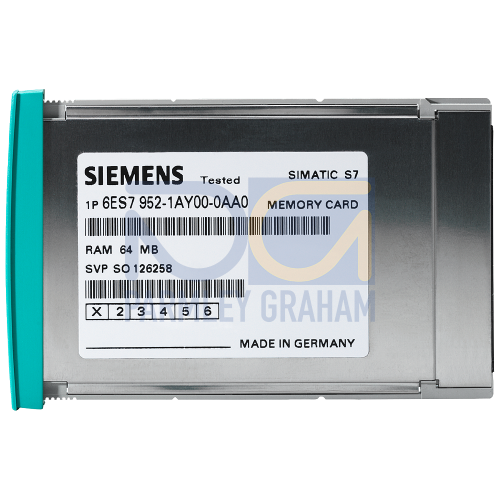 1 MB - FEPROM Memory Card