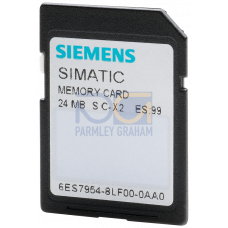 SIMATIC - Memory Card 24 MB