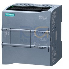CPU 1211C - 85/265 VAC PSU, 6 DI (24 VDC), 4 Relay DQ, 2 AI (0-10V), 50kB