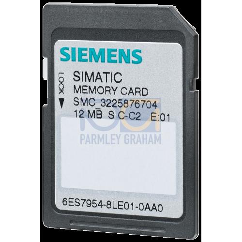 SIMATIC - Memory Card 12 MB