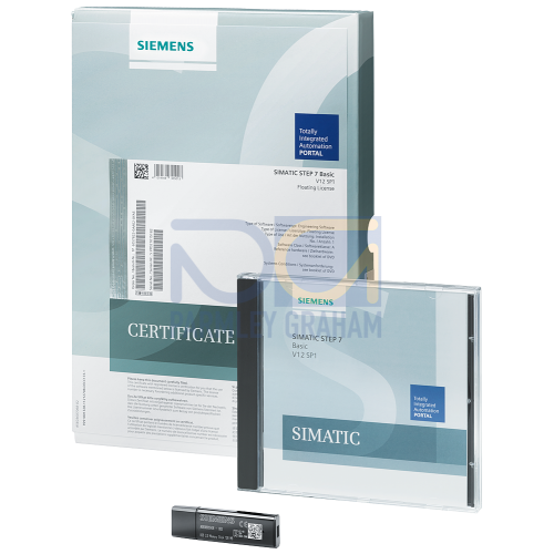 Upgrade SIMATIC STEP 7 Basic V11..V14 -> V15.1 Floating License