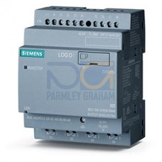 LOGO! 230RCEo - 8 digital Inputs 110/230Vac / 4 digital outputs Relay (10A)