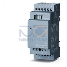 LOGO! DM8 24 - 24 V DC supply voltage, 4 digital Inputs 24 V DC, 4 digital outputs 24 V DC