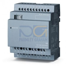 LOGO! DM16 24 - 24 V DC supply voltage, 8 digital Inputs 24 V DC, 8 digital outputs 24 V DC