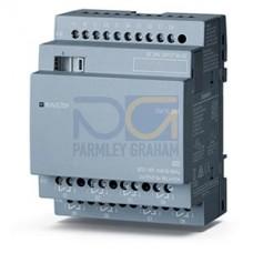 LOGO! DM16 24R - 24 V DC supply voltage, 8 digital Inputs 24 V DC, 8 relay outputs