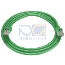 IE TP Cord RJ45/RJ45 preassembled, length 10 m