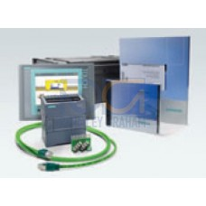 S7-1200 Starter Pack including CPU1212C ac/dc/relay, KTP700, s/w & doc
