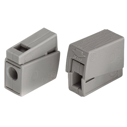Lighting and Service Connectors