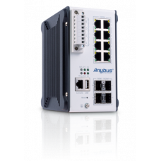 Managed industrial L3 switch