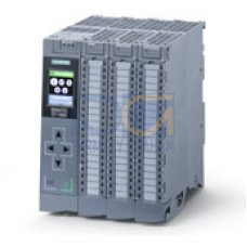 CPU 1512C-1 PN, 250 KB / 1 MB (Program/data memory), 32 Inputs / 32 Outputs,  4+1 AnaIogue Inputs / 2 Analogue Outputs, 6 HSC (100 KHZ), 1 x Ethernet Profinet (2 port Switch), includes push-in connector