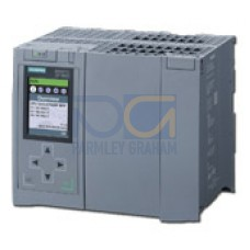CPU 1518-4 PN/DP MFP, 4 MB / 20 MB, 3xPN interface, 1 with 2 port switch, 1xDP interface, requires MMC
