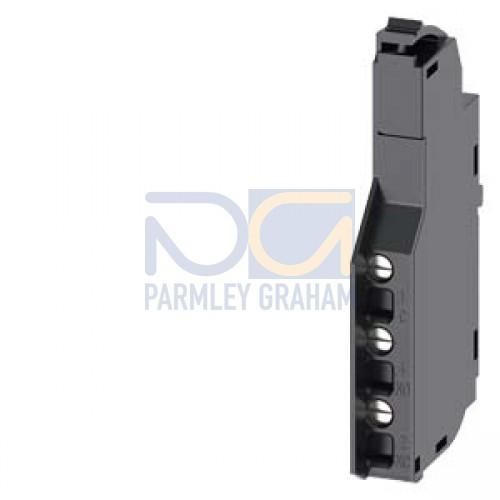 3va99880aa12 3va9988 0aa12 Siemens Auxiliary Contact