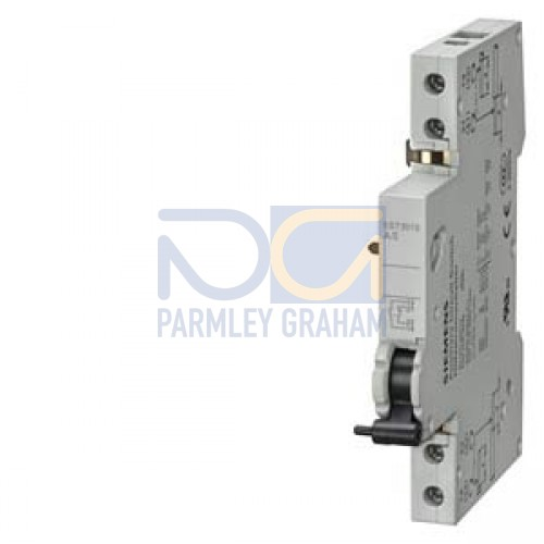 5st3010 5st3010 Siemens Auxiliary Switch Mount 1no Amp 1nc