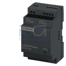 LOGO! Power 24V 1.3A  (110-240V AC Input)