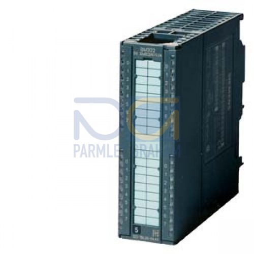 6es73221bl000aa0 6es7322 1bl00 0aa0 siemens sm 322, 32 outputs  sm 322, 32 outputs, 24vdc, 0 5a, 40 pin connector required