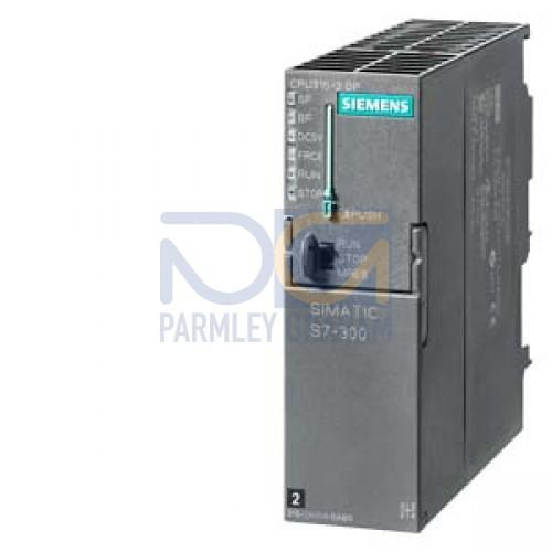 6ES73152AH140AB0 315 2DP CPU 256 KB 2nd Interface DP Master Slave MMC Required