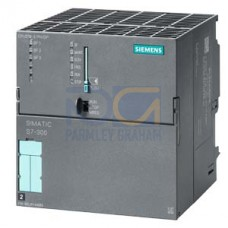 319-3PN/DP CPU, 2 MB, 1 x Interface MPI/DP, 1 x DP-Master/Slave, 1 x Ethernet Profinet  (2 port Switch) (MMC Required)