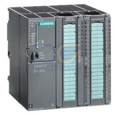 314C-2DP Compact CPU, 192 KB, 24 Inputs / 16 Outputs,  4 AnaIogue Inputs / 2 Analogue Outputs,  2nd Interface DP-Master/Slave, 2 x 40 Pin Connectors Required (MMC Required)