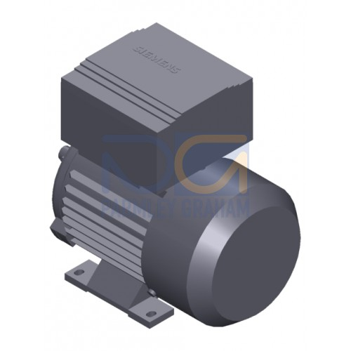 1MA70736BA10 - Low-voltage motor, squirrel-cage rotor, IP55 EX E IIC T  GB,  increased safety 6-pole, temperature cl