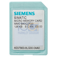 ***Spare part*** SIMATIC S7, Micro Memory Card for S7-300/C7/ET 200, 3, 3V Nflash, 512 KB
