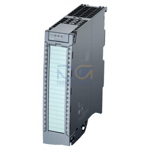 TM SIWAREX WP521 ST, Single-channel, for platform or hopper scales with analog load cells / full-bridge strain gauges (1 - 4 mV/V), 1 x LC, 4 x DQ, 3 x DI, 1 x RS 485, Ethernet port, including shieldi