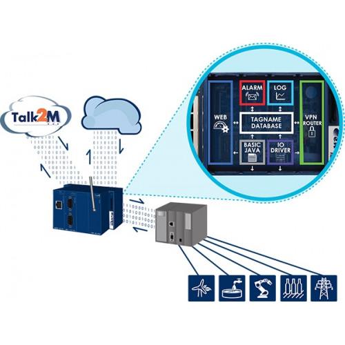 Remote Data - eWON Flexy