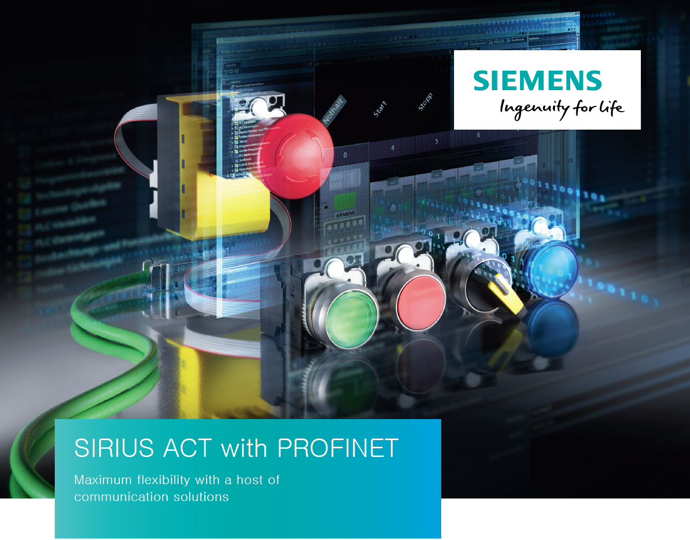 SIRIUS ACT with PROFINET - Introductory Offer