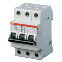 Miniature Circuit Breakers - ABB