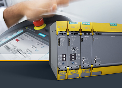Safety Relays - Siemens